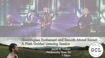 Phish: A Guided Listening Session